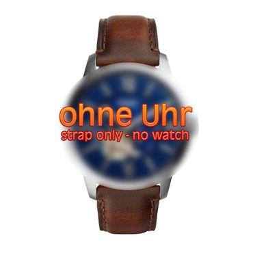 Fossil Uhrenarmband Leder für ME3110