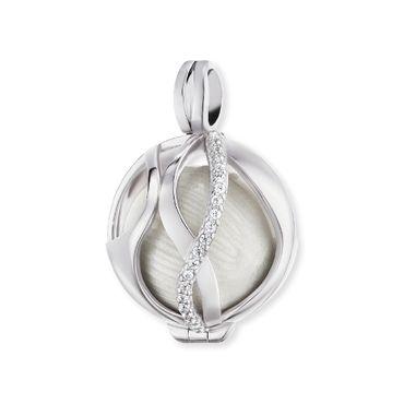 Engelsrufer Paradise 925 Silber Klangkugel Perlmutt XS 15,8 mm