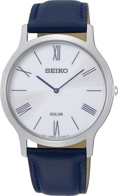 Seiko Herrenuhr Analog Quarz Solar SUP857P1