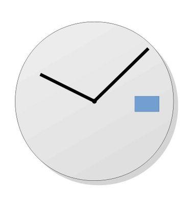 Uhrwerk ETA 804.112/111 H2 Ersatzwerk für Armbanduhr Quarz Analog 10 ½ Linien