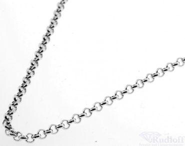 Engelsrufer Kette ERN-42-E Silber, rhodiniert 42cm Erbsenkette