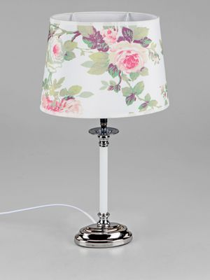 Formano Lampe mit Stoffschirm; ca.48cm