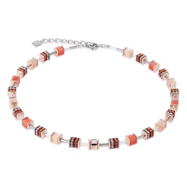 Coeur de Lion Collier orange 4928/10-0200