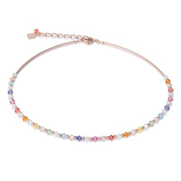 Coeur de Lion Collier multicolor pastell 1 4948/10-1522