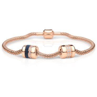 Bering Damen-Armband und Charm aus Edelstahl Charm-Set-231