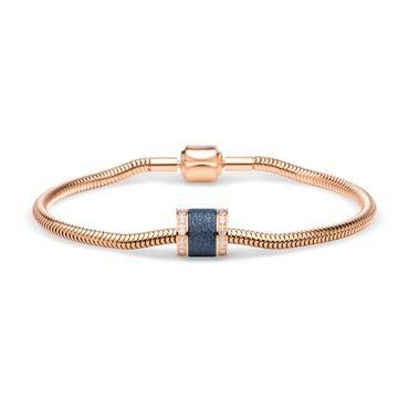 Bering Damen-Armband und Charm aus Edelstahl BestMom Charm-Set-241