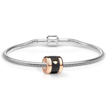 Bering Schmuckset Armband und Charm YouandMe-2 aus Edelstahl Charm-Set-273
