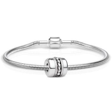Bering Schmuckset Armband und Charm Family-1 aus Edelstahl Charm-Set-299