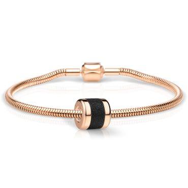 Bering Schmuckset Armband und Charm MyStar-2 aus Edelstahl rosé Charm-Set-361