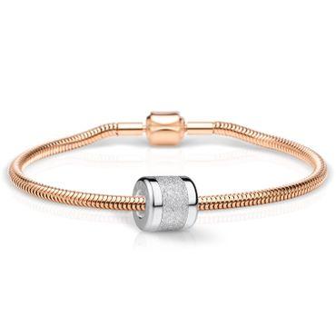 Bering Schmuckset Armband und Charm MyStar-1 aus Edelstahl rosé Charm-Set-363