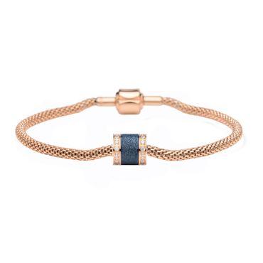 Bering Damen-Armband und Charm aus Edelstahl BestMom Charm-Set-541