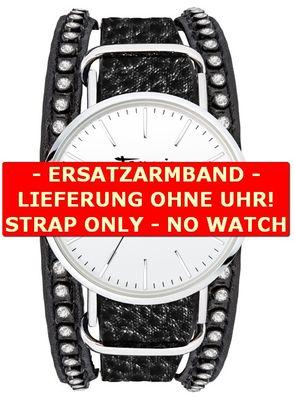 Ersatzarmband für Tamaris-Uhr Anna grey TW108