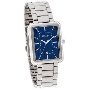 Regent Herren-Armbanduhr analog Quarz 03H57MB-01-C
