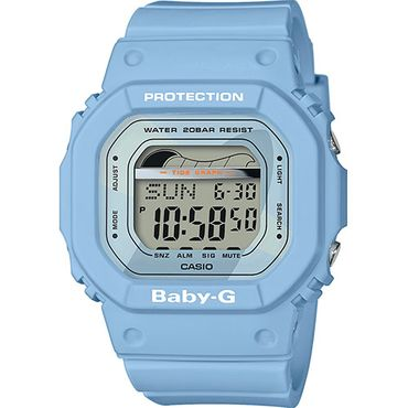 CASIO Uhr Baby-G BLX-560-2ER  World Timer Digital Watch Ebbe-Flut Indikator