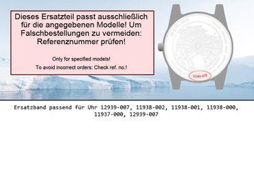 Bering original Ersatzband Uhrenarmband für 11938-001