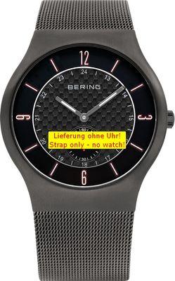 Bering original Ersatzband Uhrenarmband für 11940-377 asia size