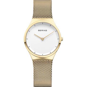 Bering Armbanduhr analog Quarz mit Mesh-Band 12131-339
