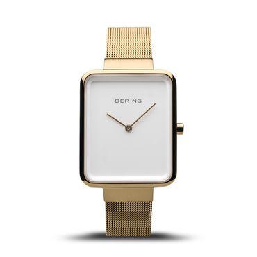 BERING Damen-Armbanduhr Analog Quarz 14528-334