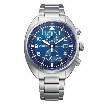 Citizen Herren-Armbanduhr Eco-Drive Analog Quarz CA7040-85L