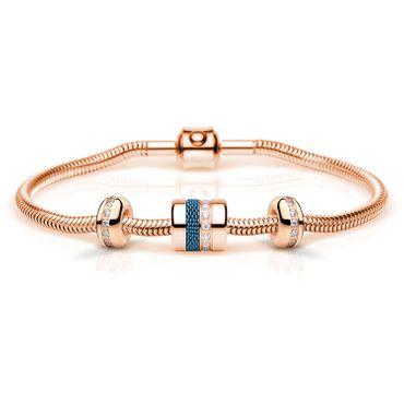 Bering Damen-Armband und Charmkombination Charm-Set-626