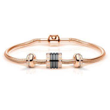 Bering Damen-Armband und Charmkombination Charm-Set-631