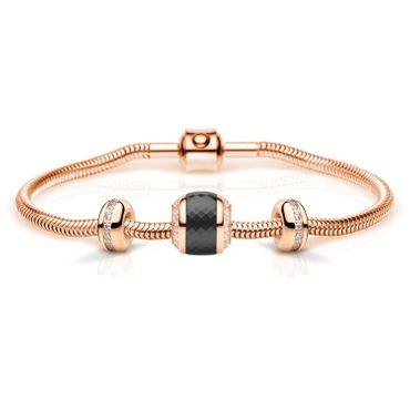 Bering Damen-Armband und Charmkombination Charm-Set-635