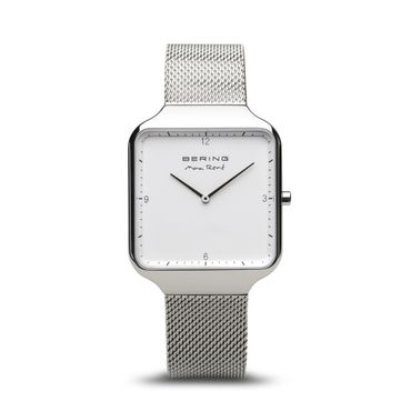 BERING Uhr by Max René Edelstahlband Mesh 15836-004