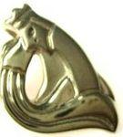 Tierkreiszeichen Ketten Anhänger echt Gold 333 Sternzeichen Wassermann 001
