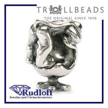 Trollbeads das Original World Tour Dänemark DK11402 Design Troll Trollbead