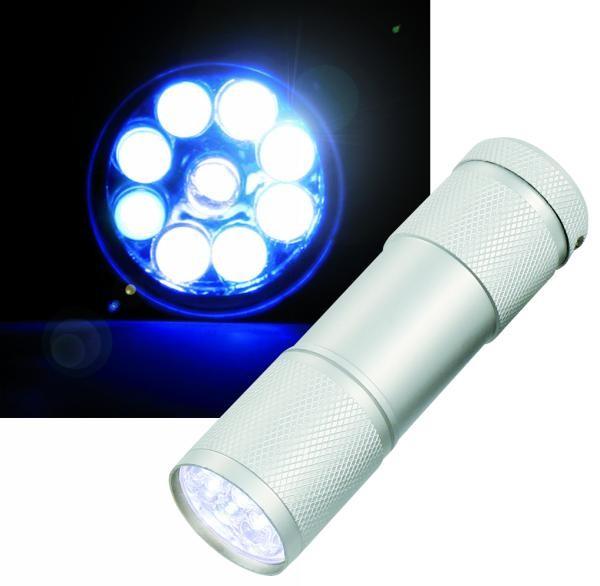 Promotional Item LED- Pocketlamp (with 9 LED's)
