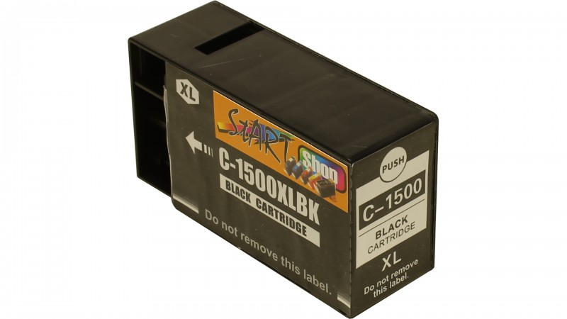 5 Compatible Ink Cartridges to Canon PGI-1500 (XL)  (BK, C, M, Y)