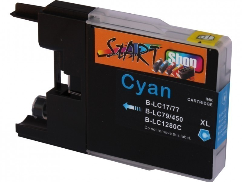 24 Compatible Ink Cartridges to Brother LC1280  (BK, C, M, Y) XL