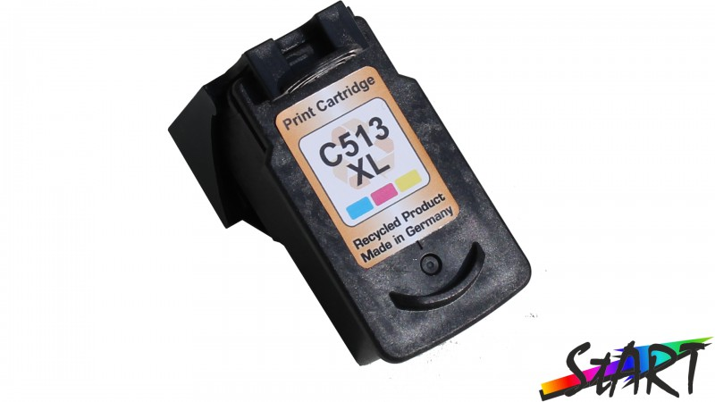 Compatible Ink Cartridge to Canon CL-513 (Multi-Colour) XL