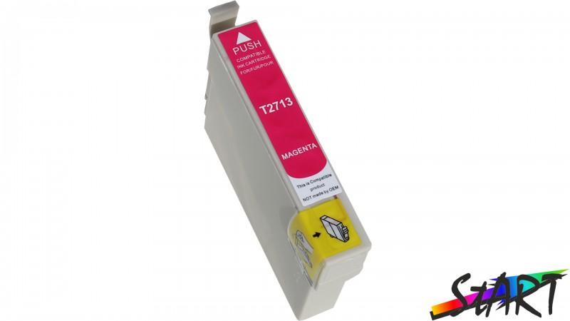 Ersatz Chip Patrone kompatibel zu Epson 27XL, T2713XL Magenta