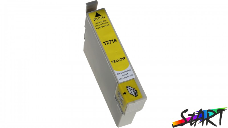 Compatible Ink Cartridge to Epson T2714 (Y) XL