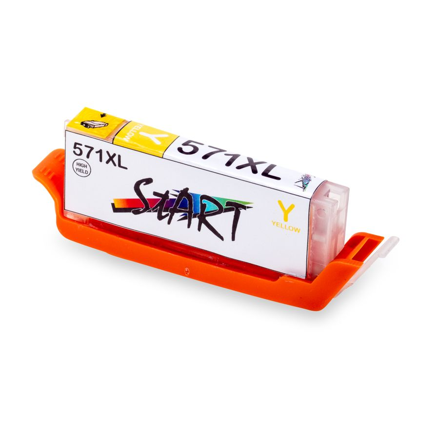 Compatible Ink Cartridge to Canon CLI-571  (Y) XL