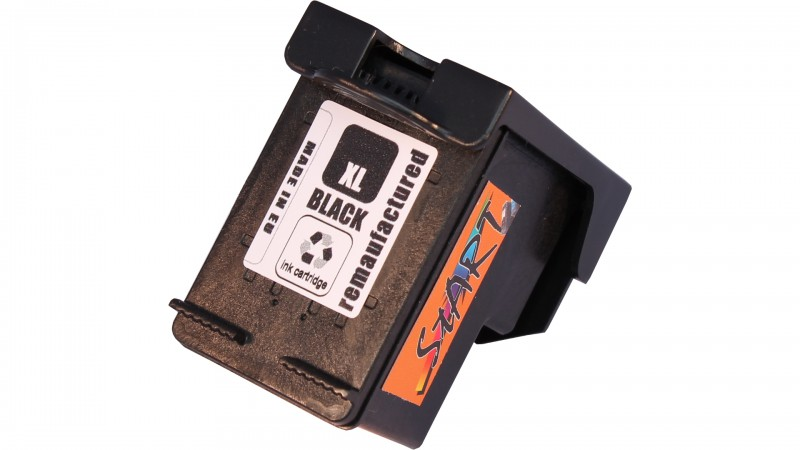 Compatible Ink Cartridge to HP HP62  (BK) XL