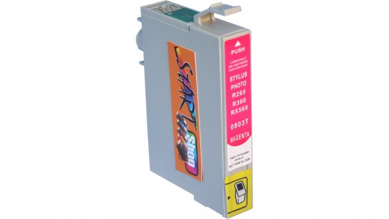 18 Ersatz Patronen kompatibel zu Epson T0801 T0802 T0803 T0804 T0805 T0806
