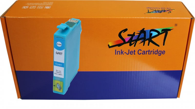 Compatible Ink Cartridge to Epson T1002 (C)