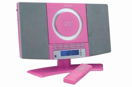 Denver Design Stereoanlage MC-5220 Pink günstig online kaufen