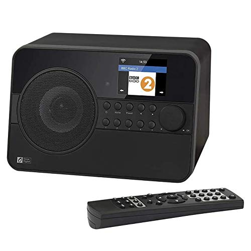 digitalradio dab radio internetradio radiowecker mit wlan. Black Bedroom Furniture Sets. Home Design Ideas