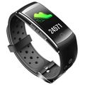 Fitnesstracker Activity Tracker Smart Watch Armband Pulsmesser Pulsuhr Schrittzähler Denver BFH-14