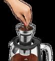 Teekocher Wasserkocher Edelstahl 1,5L Warmhaltefunktion Proficook PC-WKS 1167 G