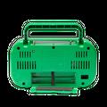 Radio Retro Kofferradio mit AUX und Kopfhörerausgang Denver TR-54 grün
