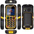 Seniorenhandy Baustellenhandy Outdoorhandy IP67 Grosstasten Handy W28 ohne Vetrag