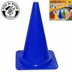 Leitkegel 28 Cm Blau 001