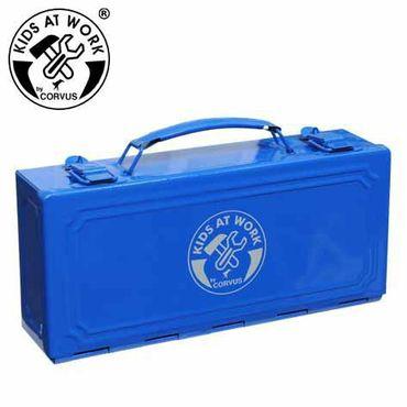 Werkzeugbox Metall Blau