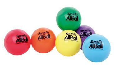 Allballs 7,6Cm - Set Of 6, In 6 Colors