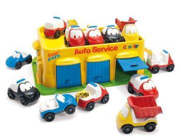 Auto Service & Car Park