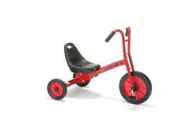 Dreirad Maxi, Verstellbarer Sattel – Bild 2